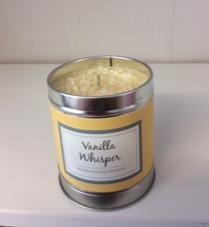 Vanilla Whisper